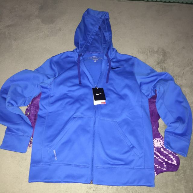 Nike Mens Therma-fit Jacket