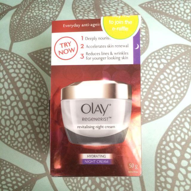 Olay Regenerist Revitalizing Cream