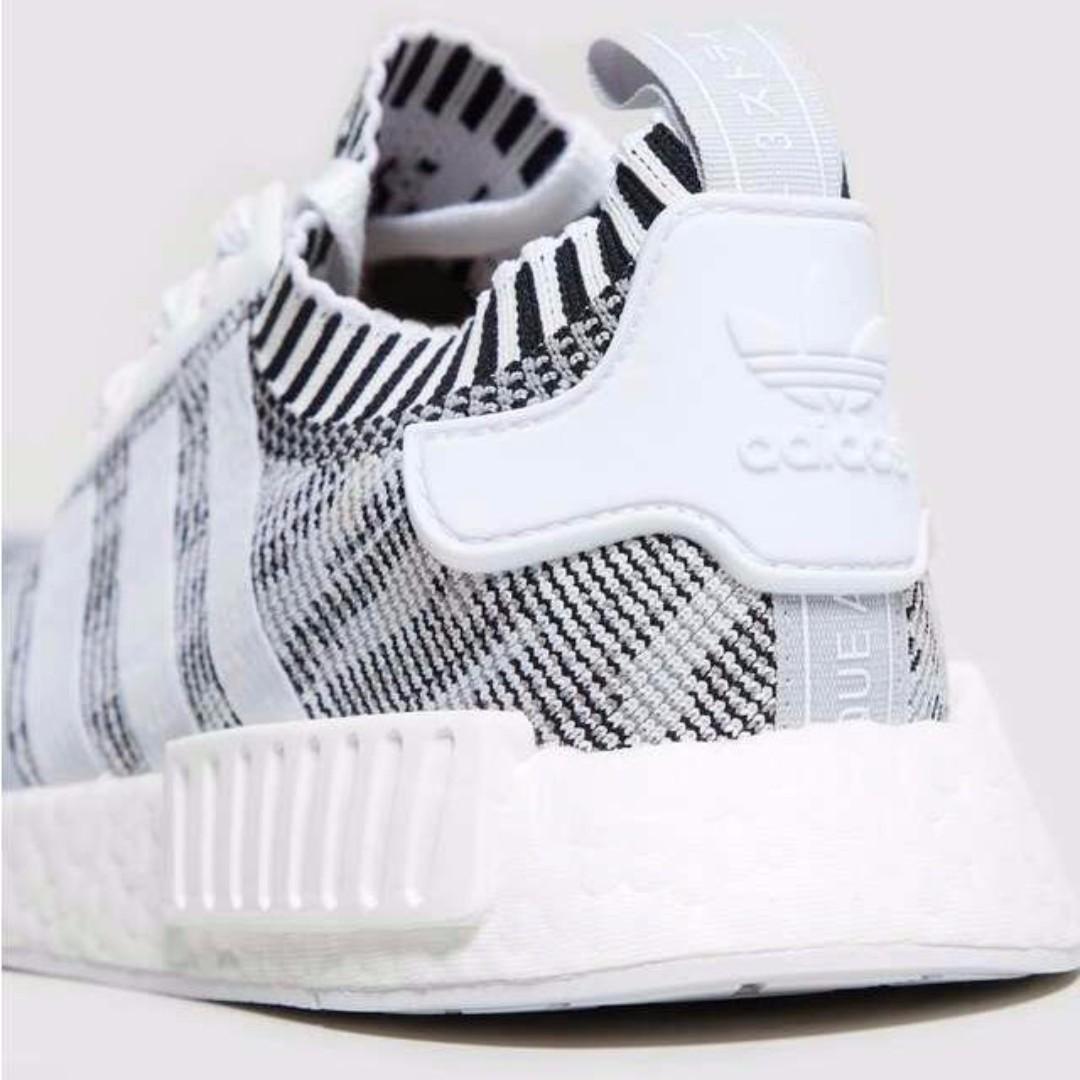 b2d9c00d7ba26 Oreo Zebra - Adidas NMD R1 PK
