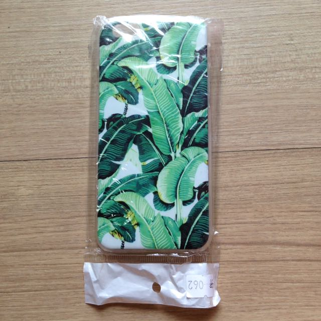 Palm Print iPhone 6/6s Case