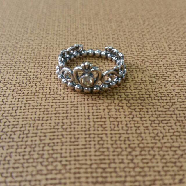 Pandora Tiara Ring Size 48