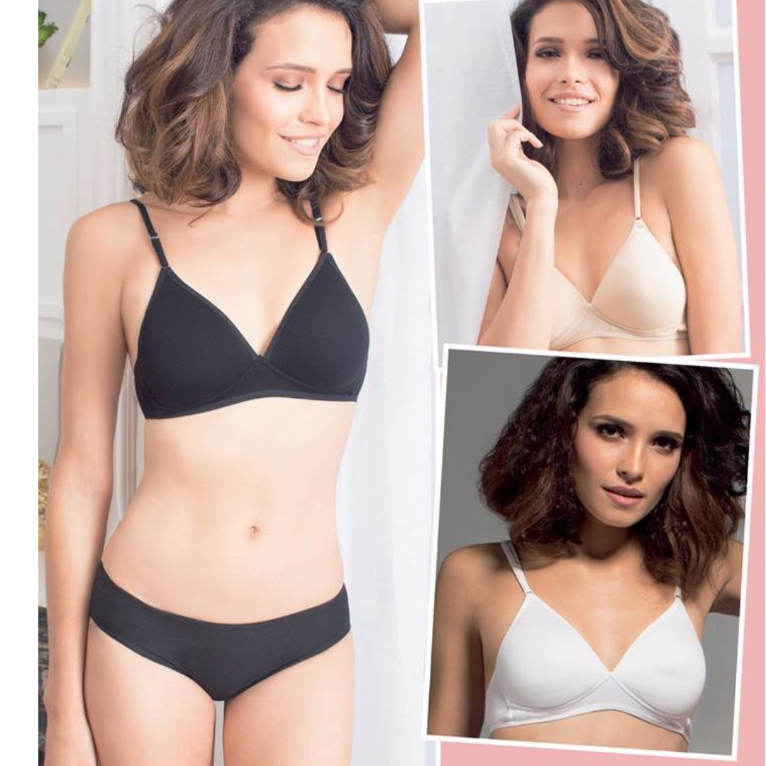 Penshoppe Cotton Day Bra