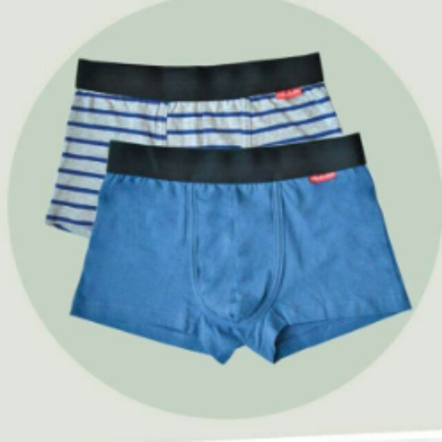 Penshoppe Men's pack of two boxers