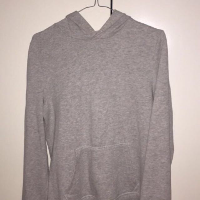 Plain Grey Jumper