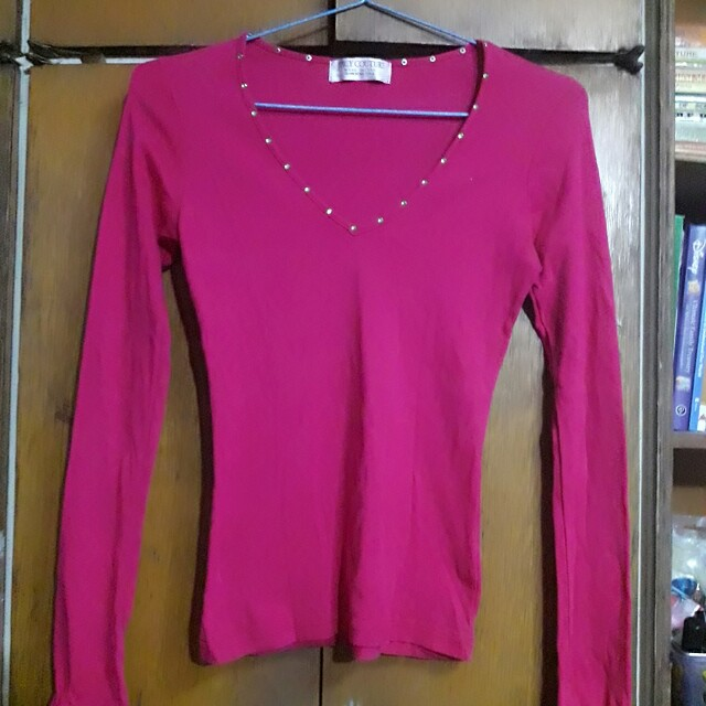 Preloved Juicy Couture Long Sleeves Blouse