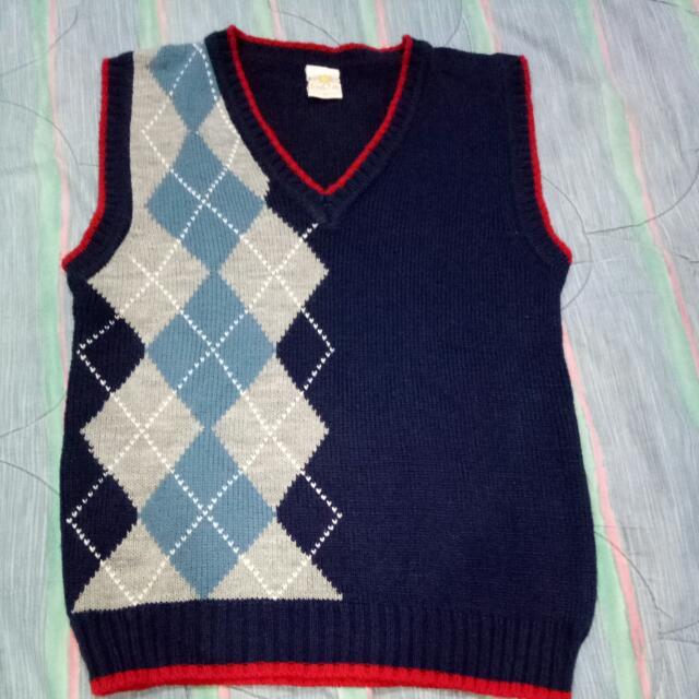 Sweater Vest Little M