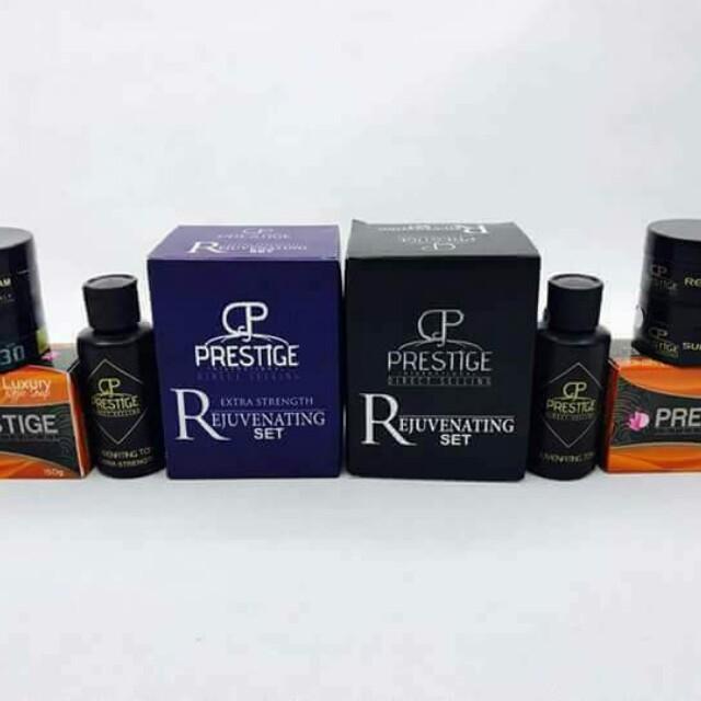 Prestige Rejuvinating set