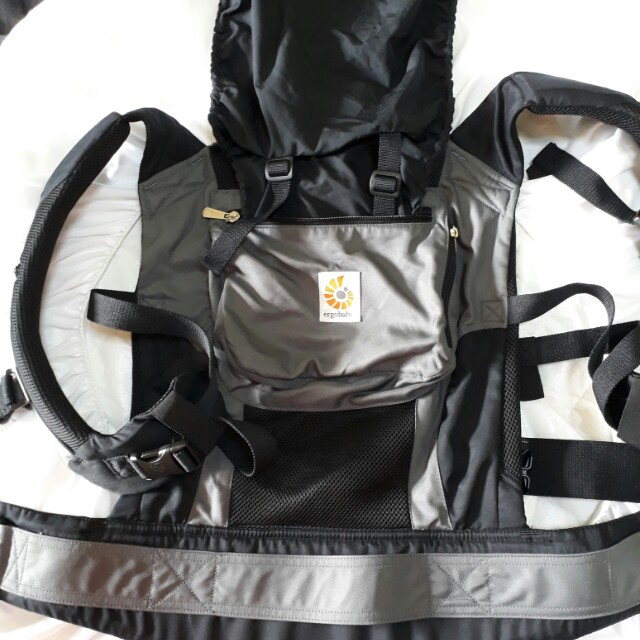 f3a8d33ba01 Price reduced! Original Used Ergobaby Performance Baby Carrier ...
