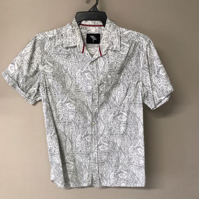 Primark Aztec Buttondown Shirt