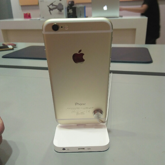 Promo Iphone 6 32gb Gold Cicilan Tanpa Kartu Kredit Cashback 1jt ... 4ea22771e9