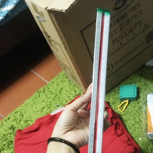 QS tool- measurement ruler