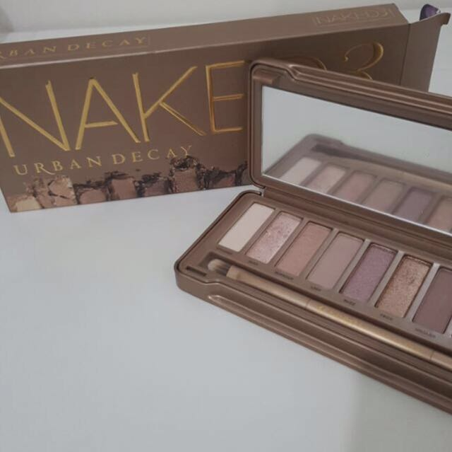 REPRICE URBAN DECAY NAKED PLATE Original 100%