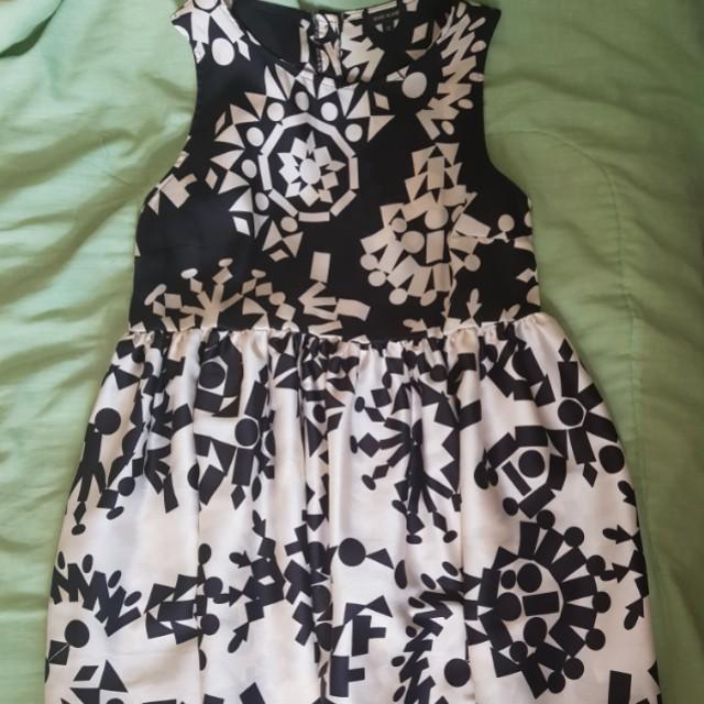 River Island Size 12 dress