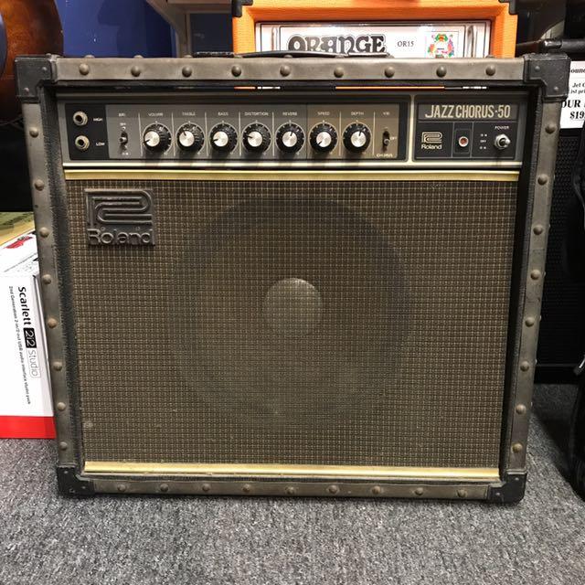 Roland Jazz Chorus Amplifier