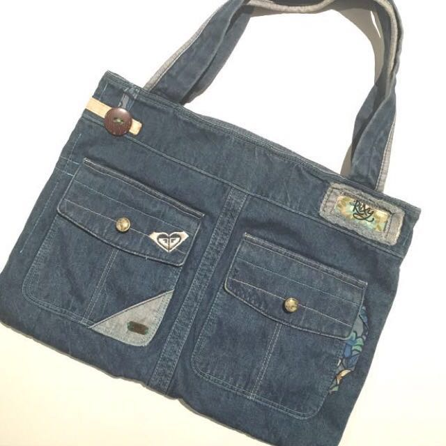 Roxy Denim Bag for girls