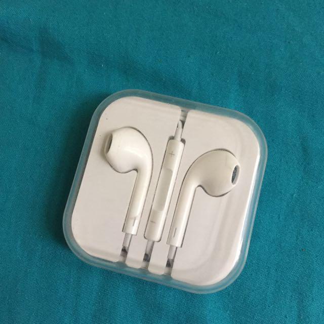 RUSH! Original earphones