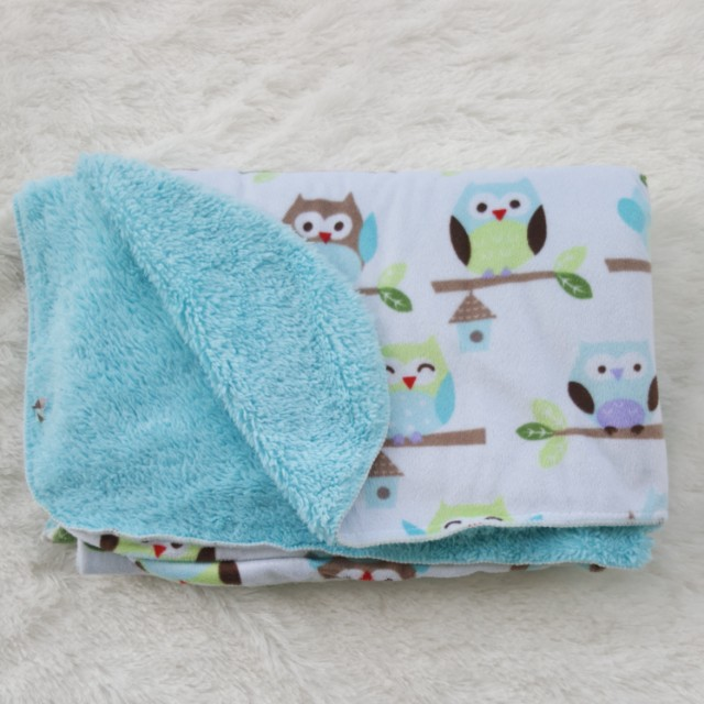 Selimut bayi carters / baby blanket