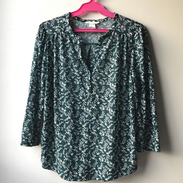 Small H&M Printed Top