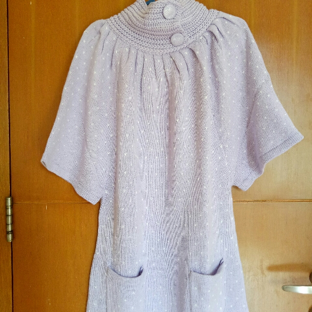 Soft Purple Dress