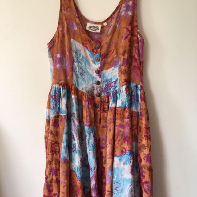Somedays lovin festival dress size 10