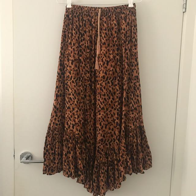 Spell Design Saphari Skirt