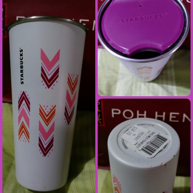 Starbucks tumbler mug demitasse