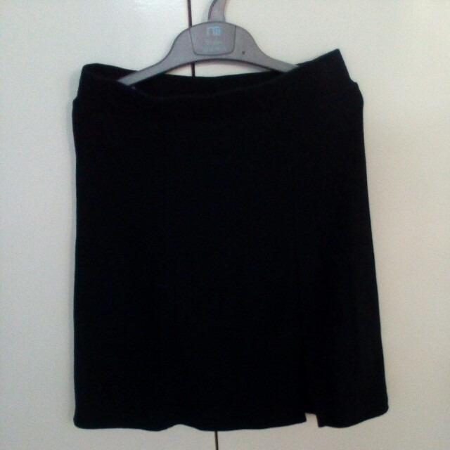 Stretchable Pencil Skirt (S)