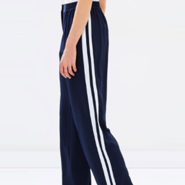 Stripe Side Jogger