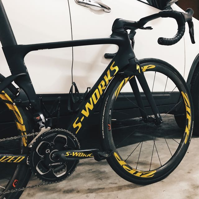 S Works Venge Vias Bicycles Amp Pmds Bicycles On Carousell