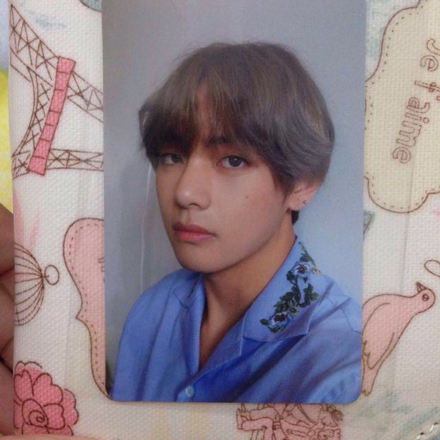 TAEHYUNG LOVE YOURSELF