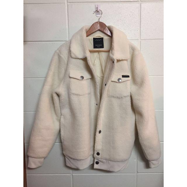 Teddy Fur Jacket