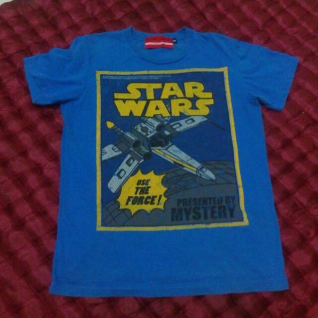 Tee's Vintage Star Wars