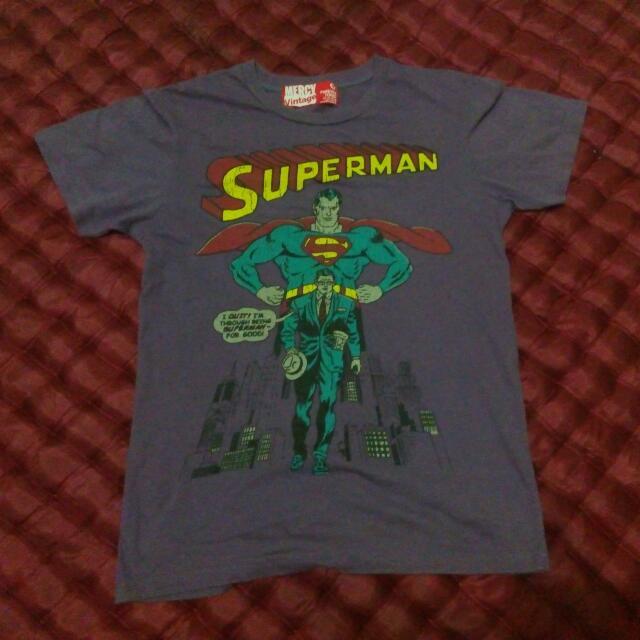 Tee's Vintage Superman