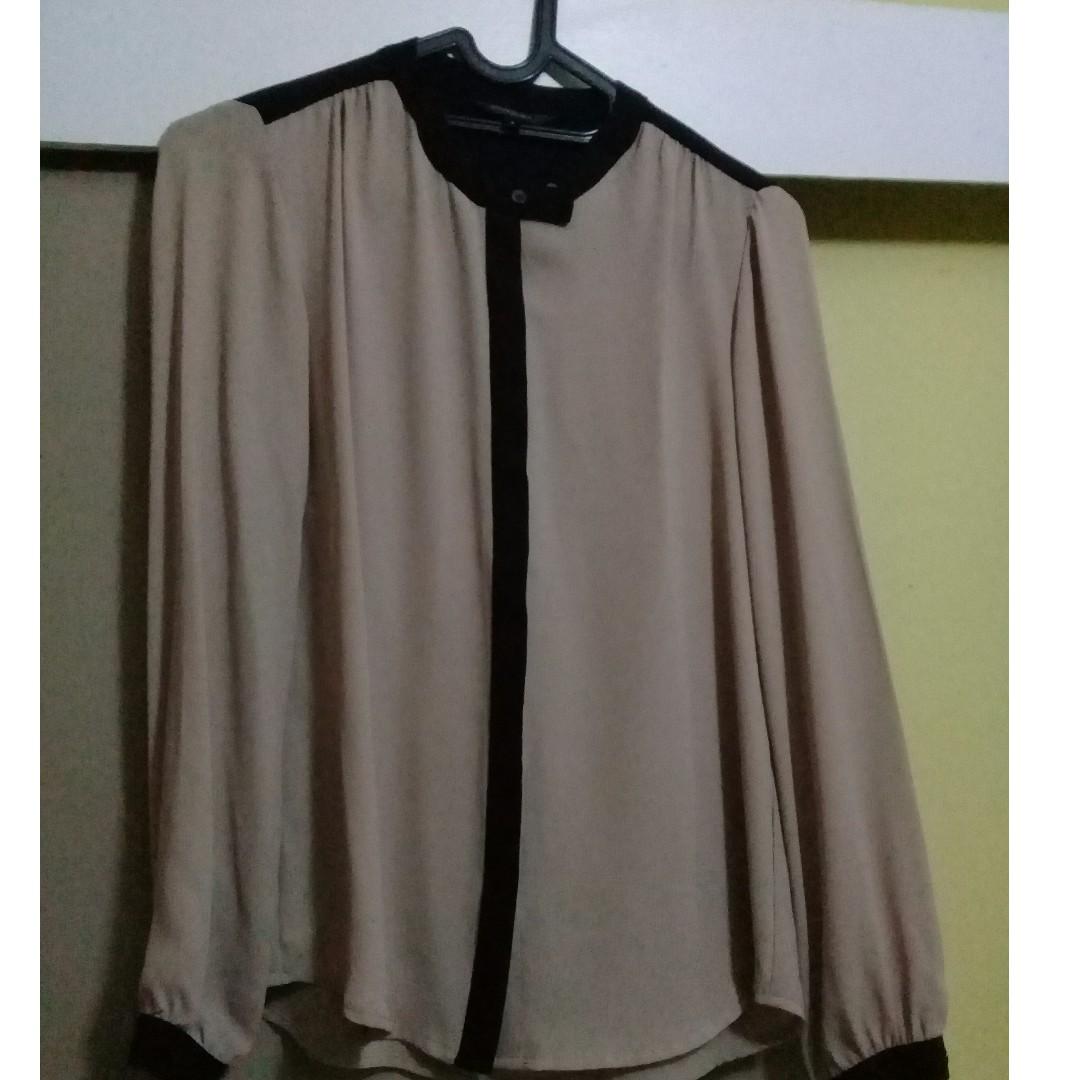 3 pcs The executive blouse = Rp. 130rb