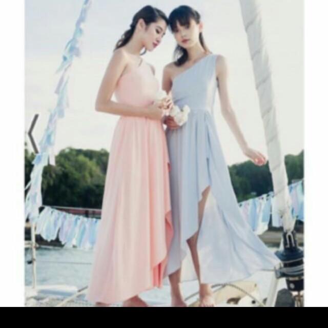 Thread Theory Lyrically Oceanic Toga dress, Women\'s Fashion, Clothes ...