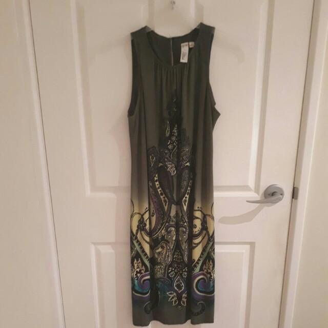 TK Maxx dress