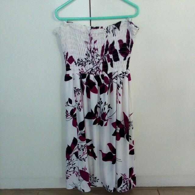 Tube Dress (XS-M)