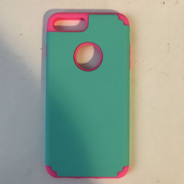 Two Part Protective iPhone 7 Plus Case