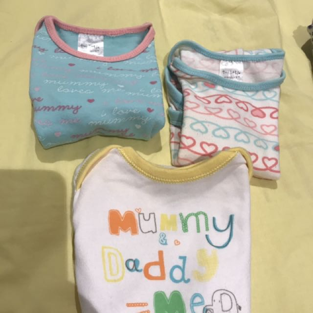 Up to 4kg baby clothing