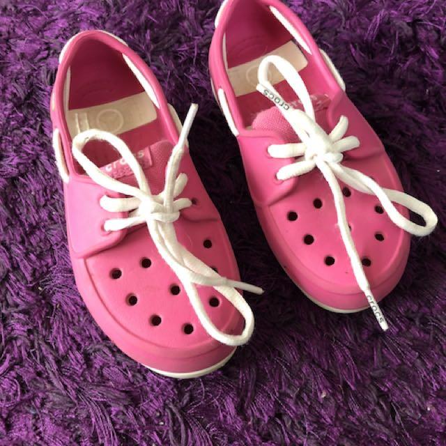 Very Pretty Crocs Shoes