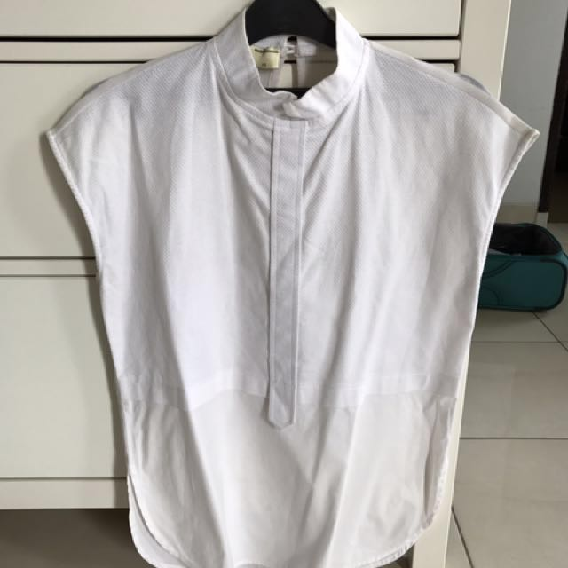 White Binca Top shirt
