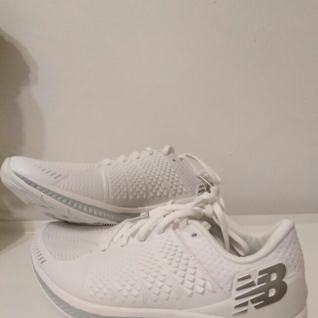 White Fuel Cell New Balance Sneakers - Never Worn