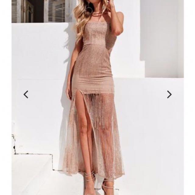 XENIA BOUTIQUE BNWT maxi dress
