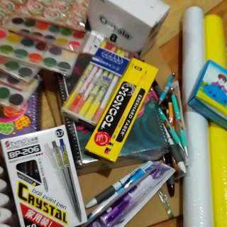 School Supplies Etc.