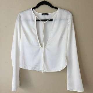MENDOCINO WHITE DRESS SHIRT