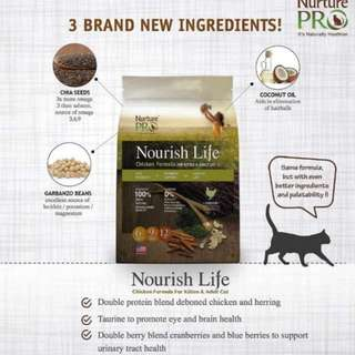 Nurture Pro Nourish Life Cats