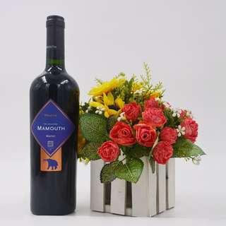 智利藍象特級美洛2013紅酒(750ml)