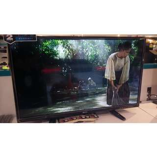 "XENON 40"" inch smart android led tv with free wireless keyboard and mouse Model: LE4028sd"