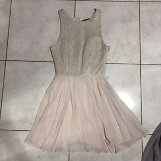 Atmosphere UK Primark Prom Dress Light Pink