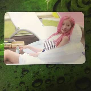 APINK Bomi RED PC